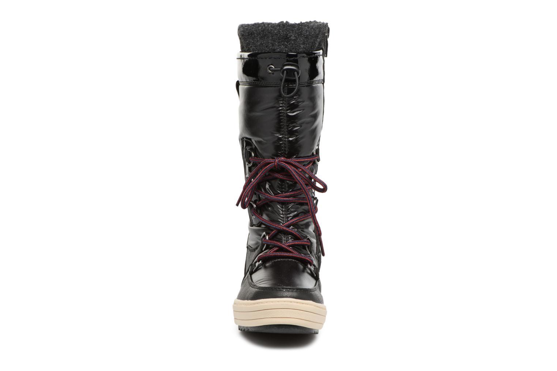 Stiefeletten & Boots Tom Tailor Angelle schwarz schuhe getragen