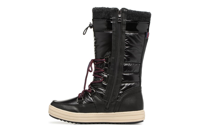 Bottines et boots Tom Tailor Angelle Noir vue face