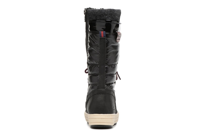 Bottines et boots Tom Tailor Angelle Noir vue droite