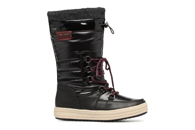 Bottines et boots Tom Tailor Angelle Noir vue derrière