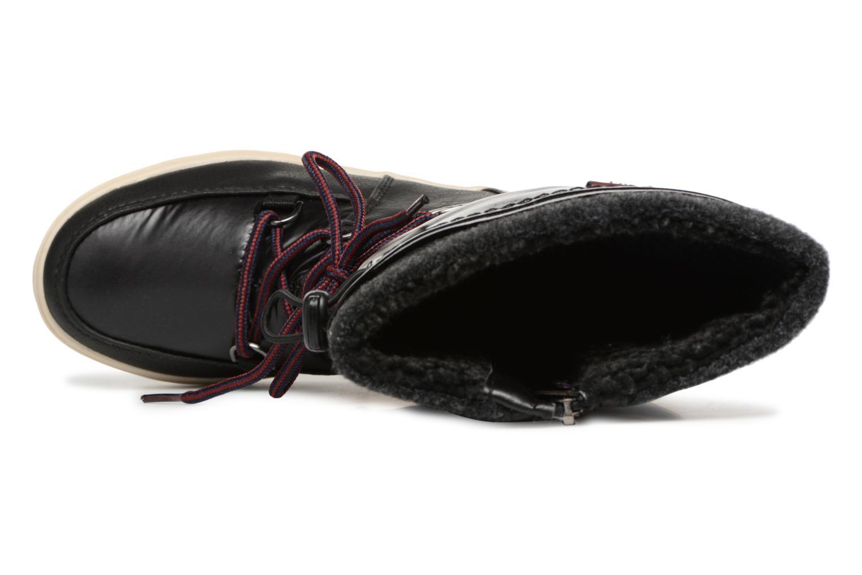 Bottines et boots Tom Tailor Angelle Noir vue gauche