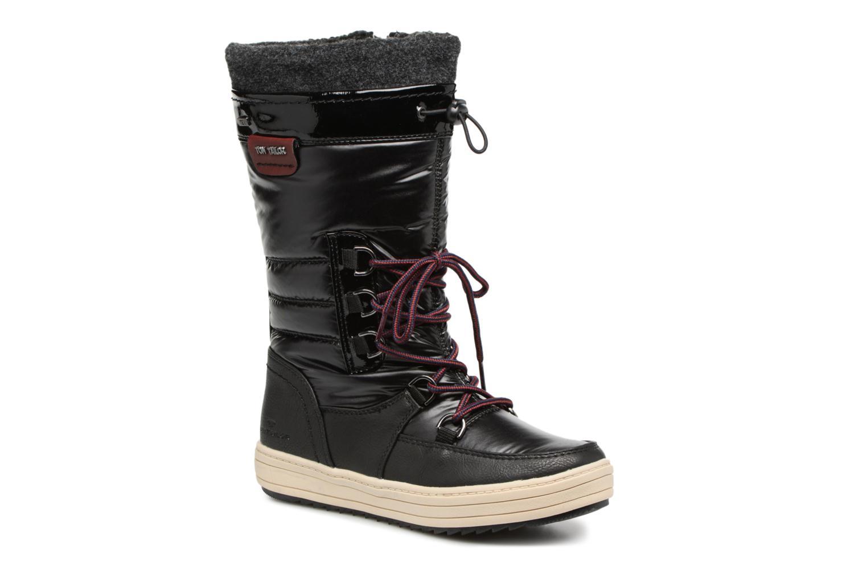 Stiefeletten & Boots Tom Tailor Angelle schwarz detaillierte ansicht/modell