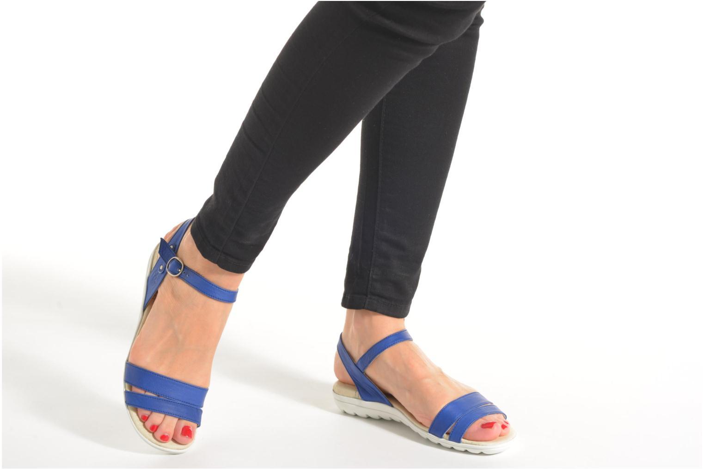 Sandaler TBS Nikkia Sort se forneden