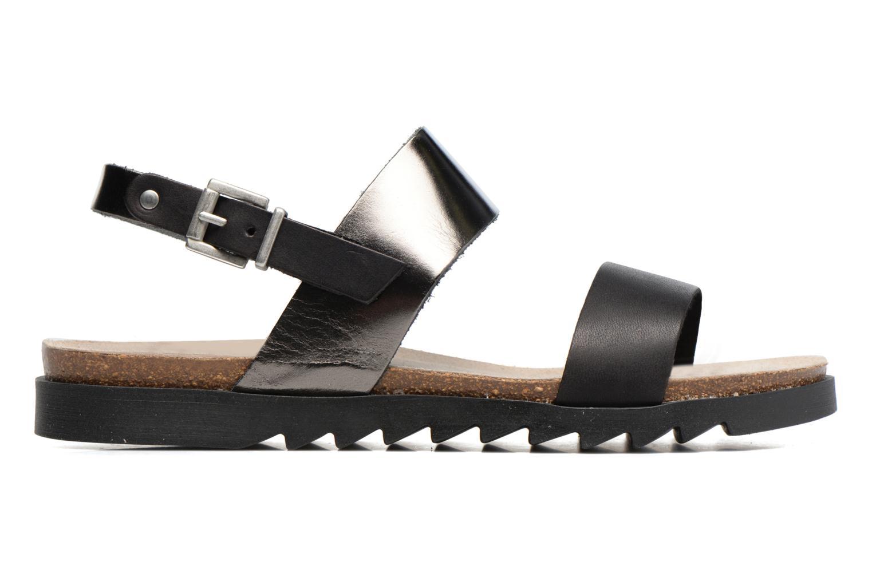 Sandali e scarpe aperte TBS Tamara Nero immagine posteriore