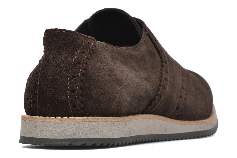 Zapatos con cordones Mr SARENZA Stawugs Marrón vista de frente