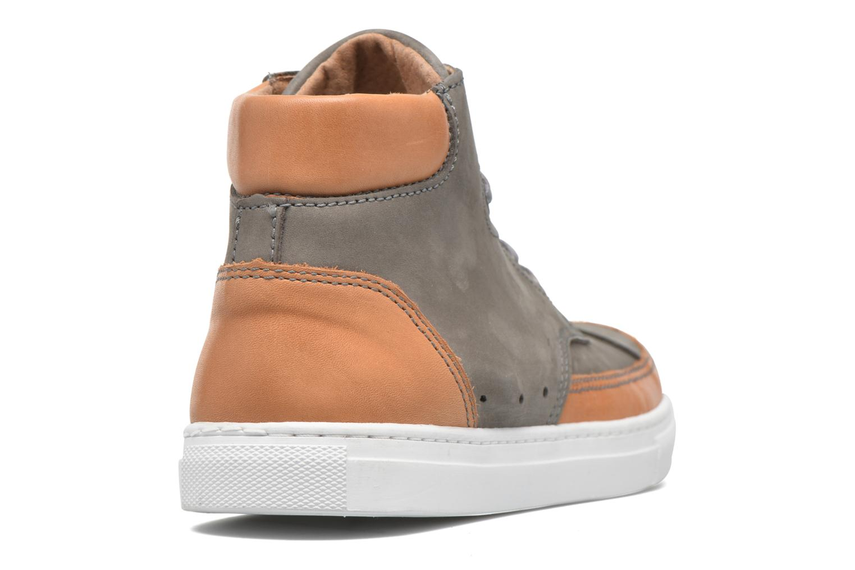 Sneaker Mr SARENZA Stridor grau ansicht von vorne