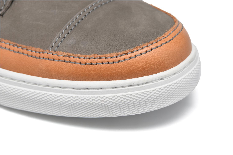 Baskets Mr SARENZA Stridor Gris vue gauche