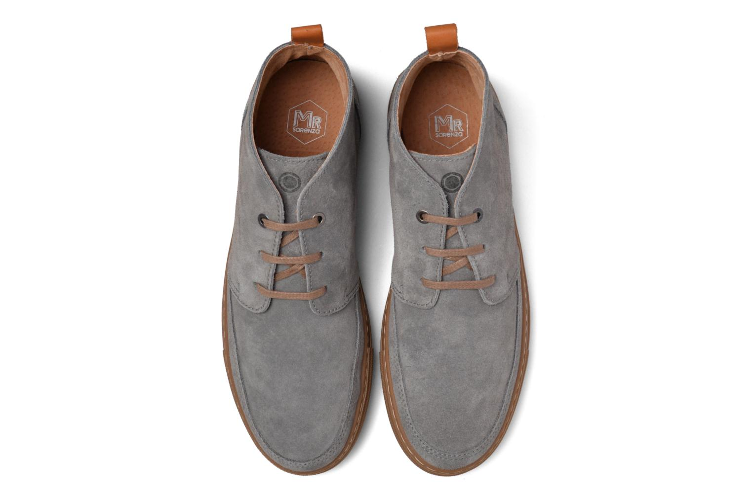 Trainers Mr SARENZA Stappeal Grey model view