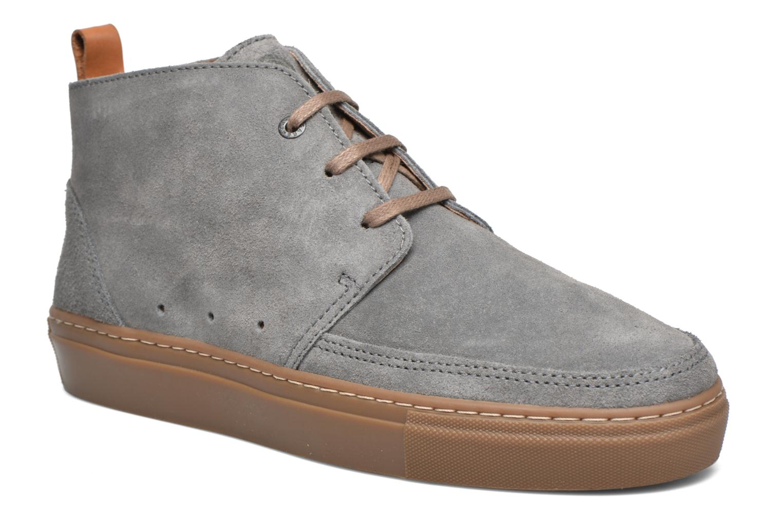 Trainers Mr SARENZA Stappeal Grey view from the right