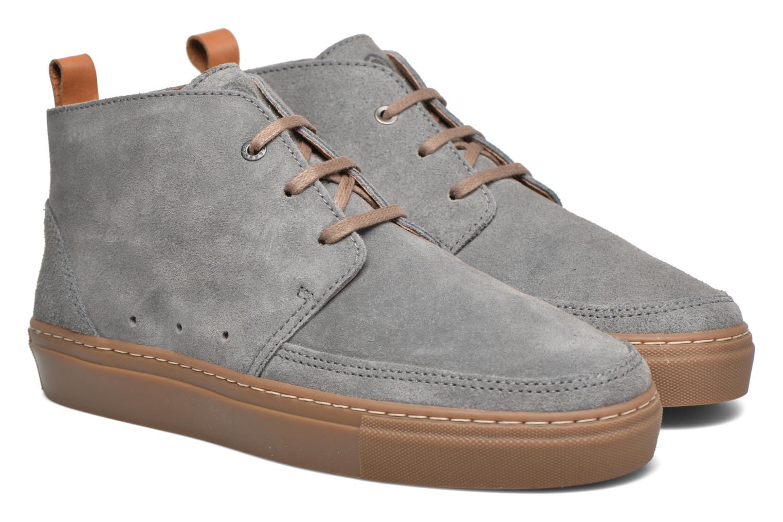 Sneakers Mr SARENZA Stappeal Grijs achterkant