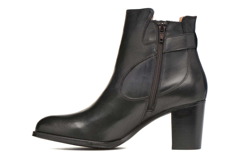 Bottines et boots Georgia Rose Villandry Noir vue face