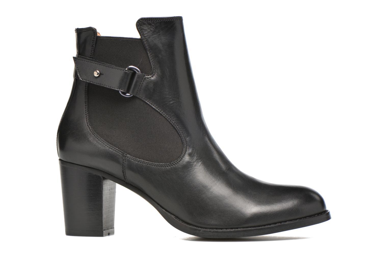 Bottines et boots Georgia Rose Villandry Noir vue derrière