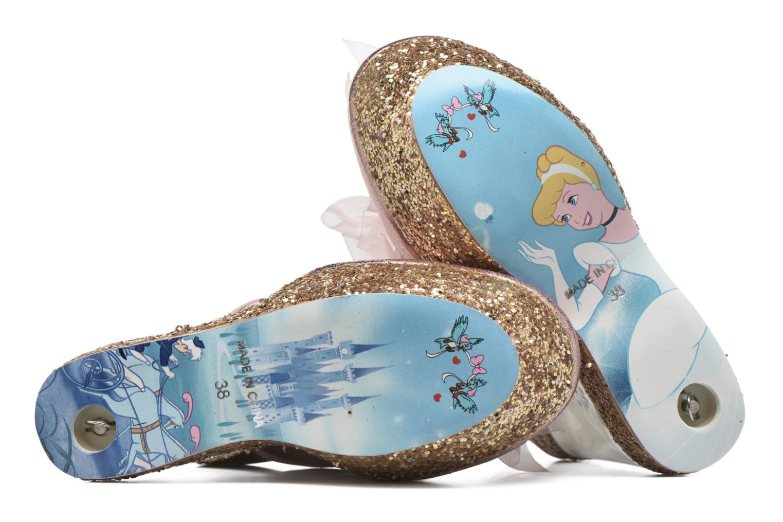 Chaussures à lacets Irregular Choice HOME BEFORE 12 Rose vue 3/4