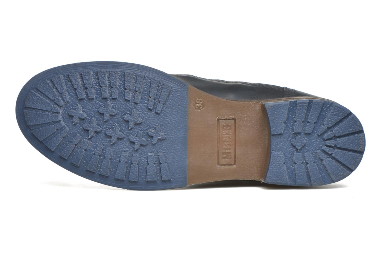 Bottines et boots Mustang shoes Muchau Bleu vue haut