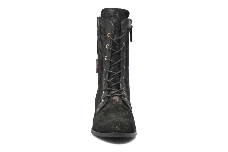 Stiefeletten & Boots Softwaves Bowie 02 schwarz schuhe getragen