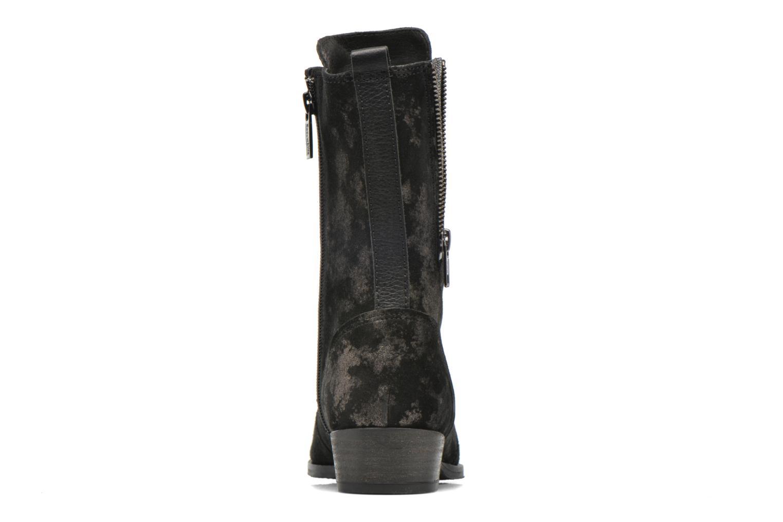 Bottines et boots Softwaves Bowie 02 Noir vue droite