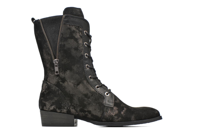 Bottines et boots Softwaves Bowie 02 Noir vue derrière