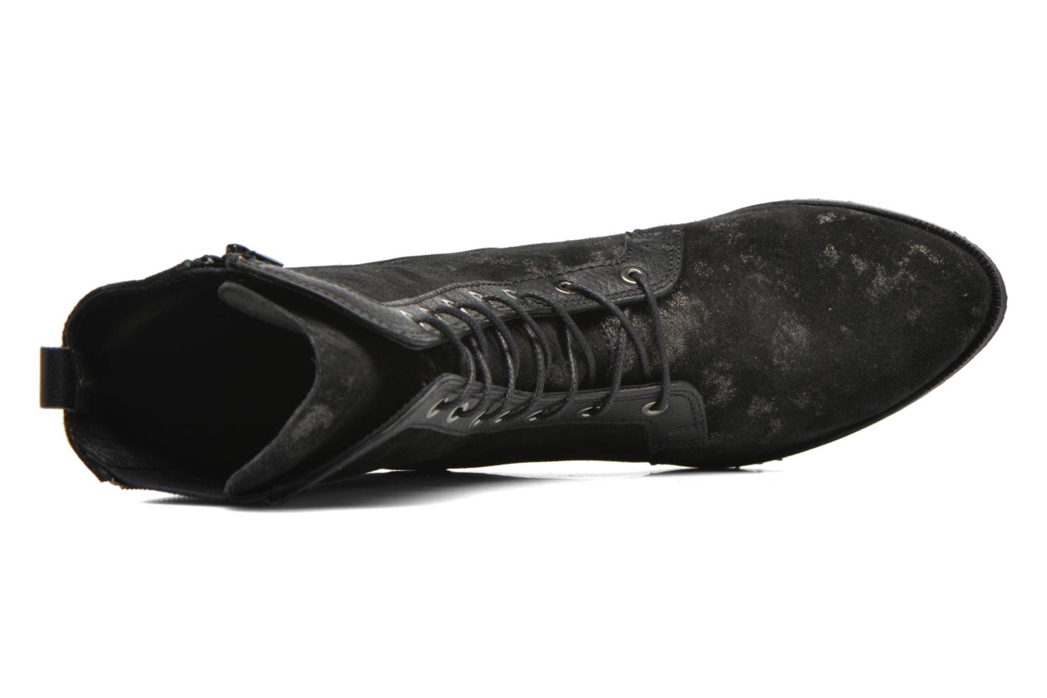 Ankle boots Softwaves Bowie 02 Black view from the left