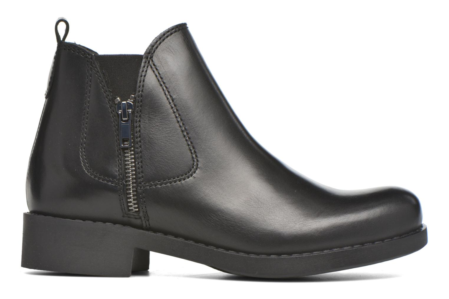 Ankle boots André Mika Black back view