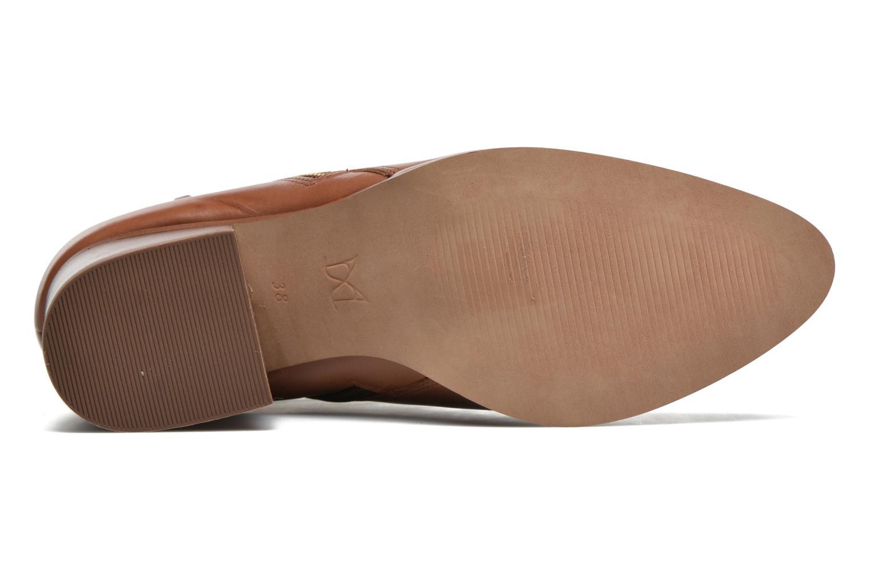 Stiefeletten & Boots André Paolina braun ansicht von oben