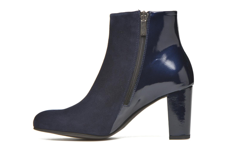 Bottines et boots Perlato Patrizia Bleu vue face