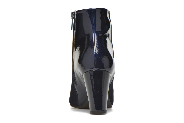 Bottines et boots Perlato Patrizia Bleu vue droite