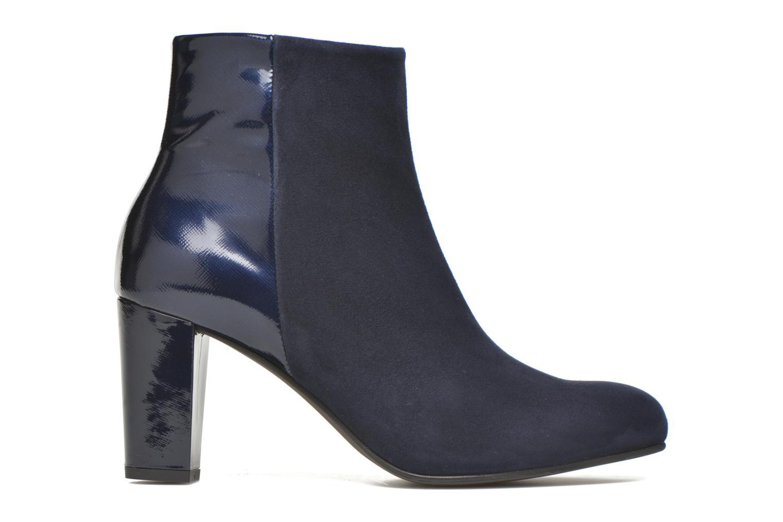 Bottines et boots Perlato Patrizia Bleu vue derrière