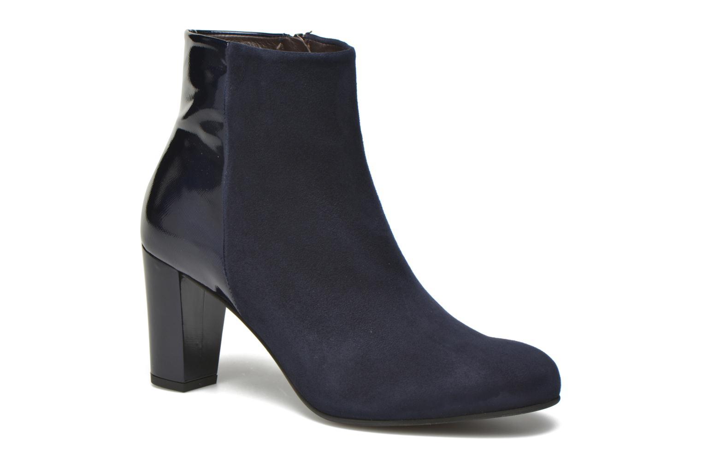 Bottines et boots Perlato Patrizia Bleu vue détail/paire