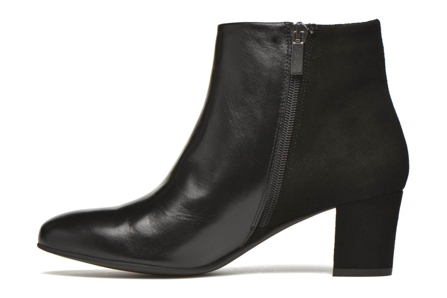 Ankle boots Perlato Paolina Black front view