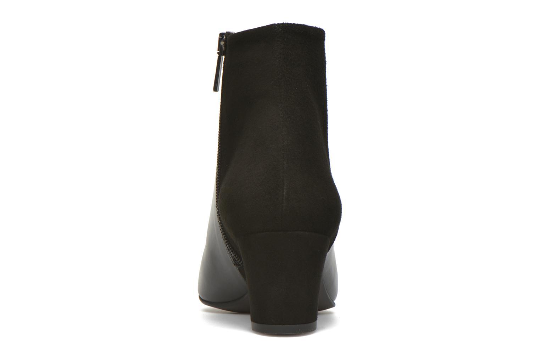 Bottines et boots Perlato Paolina Noir vue droite