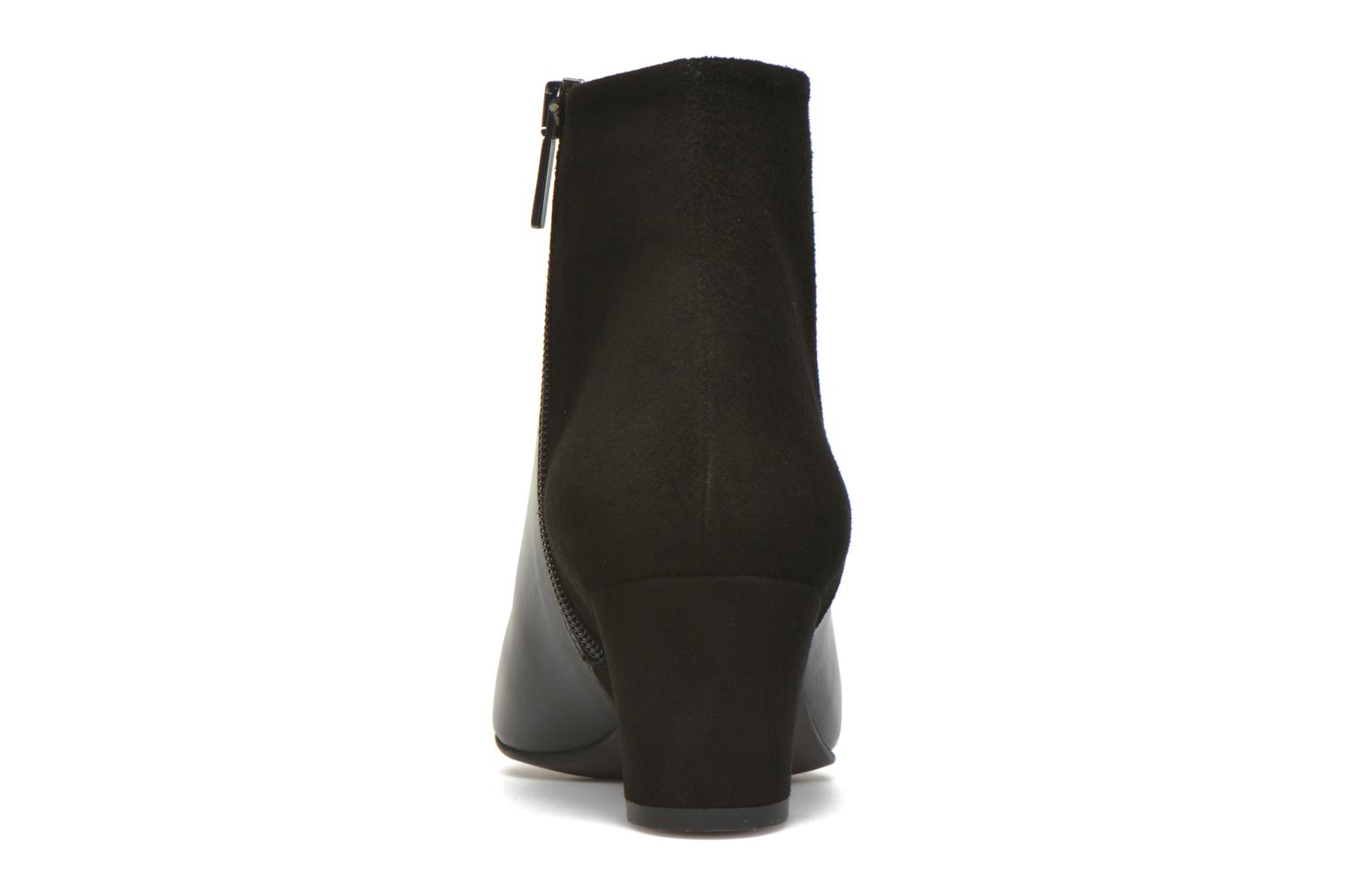 Ankle boots Perlato Paolina Black view from the right