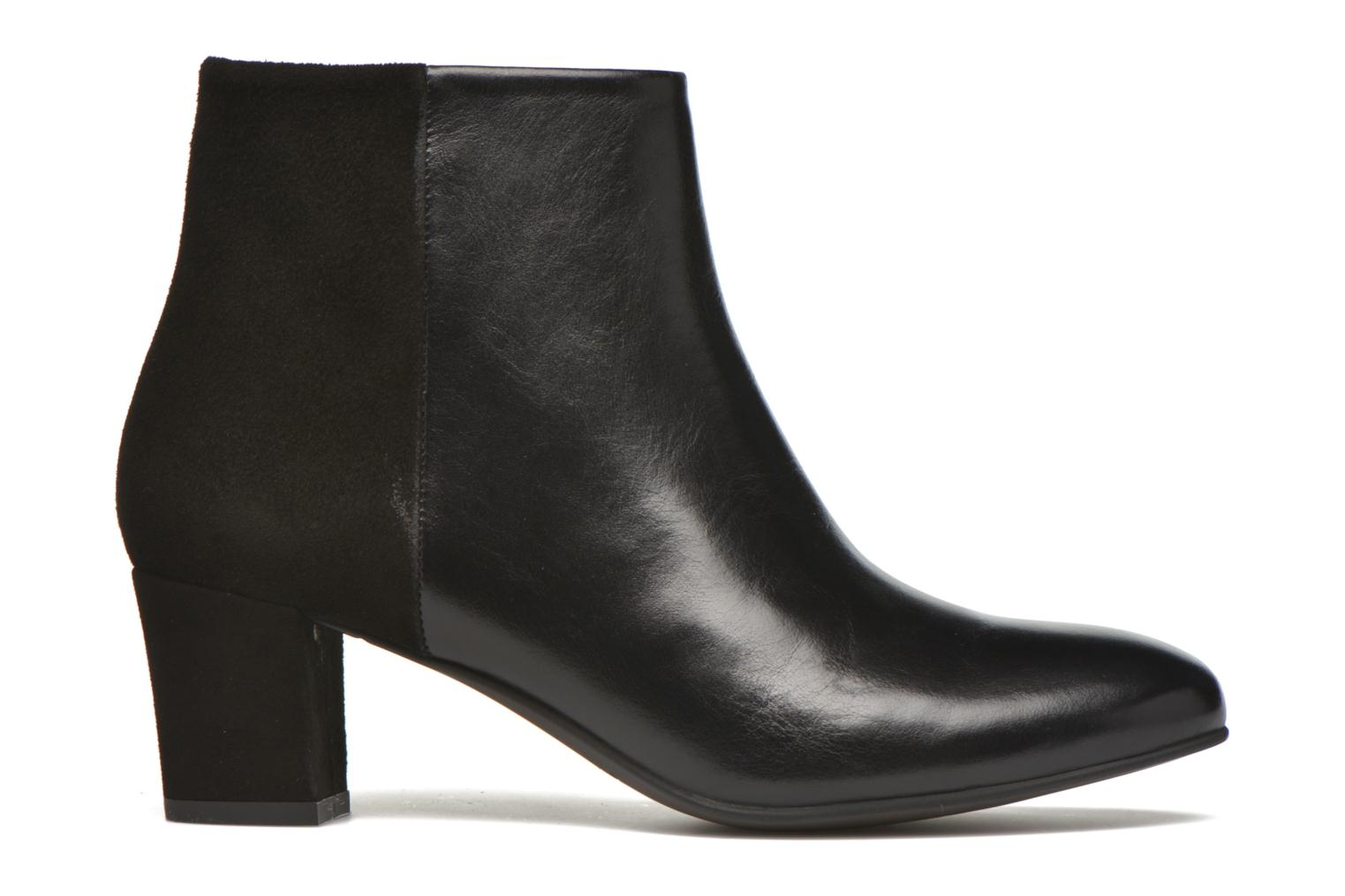 Ankle boots Perlato Paolina Black back view