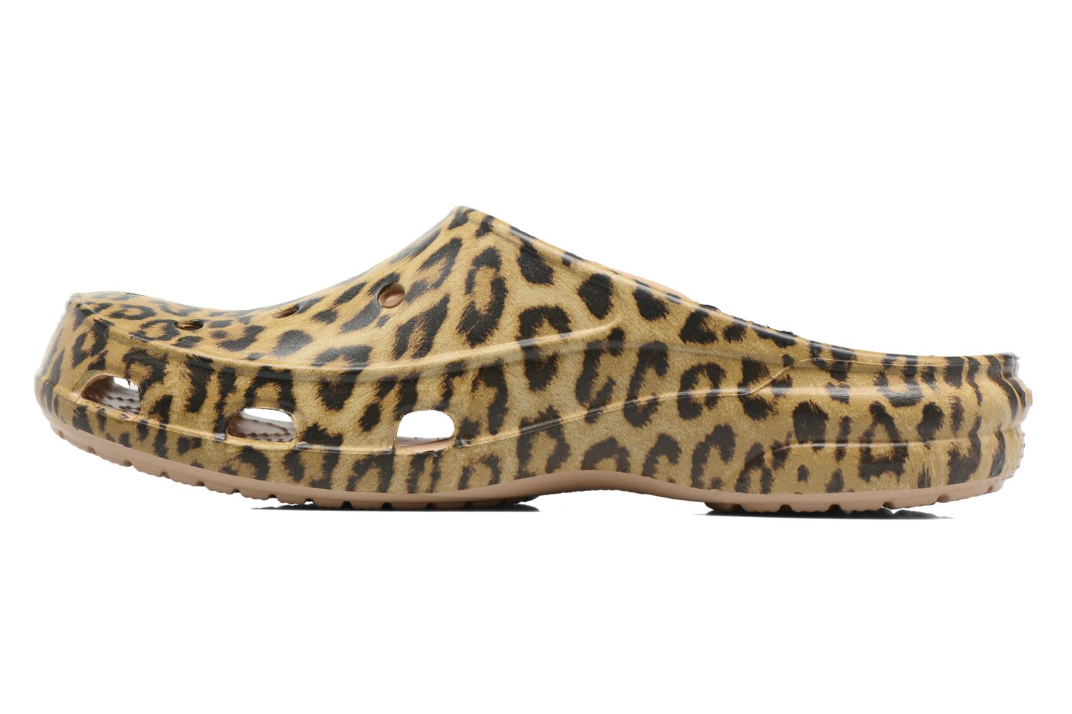 Crocs Freesail Graphic Clog W Leopard