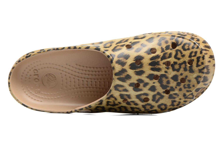 Clogs & Pantoletten Crocs Crocs Freesail Graphic Clog W mehrfarbig ansicht von links