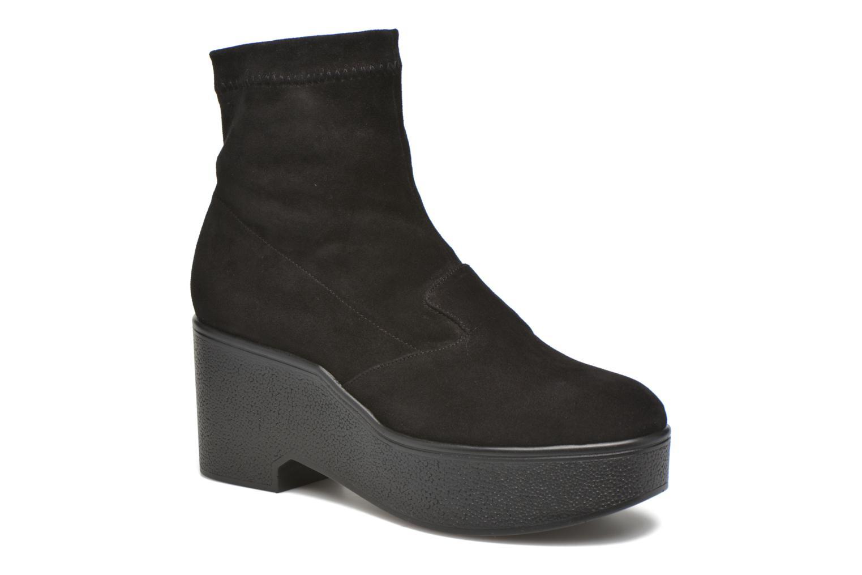 Zapatos de mujer baratos zapatos de mujer Clergerie Xupn (Negro) - Botines  en Más cómodo