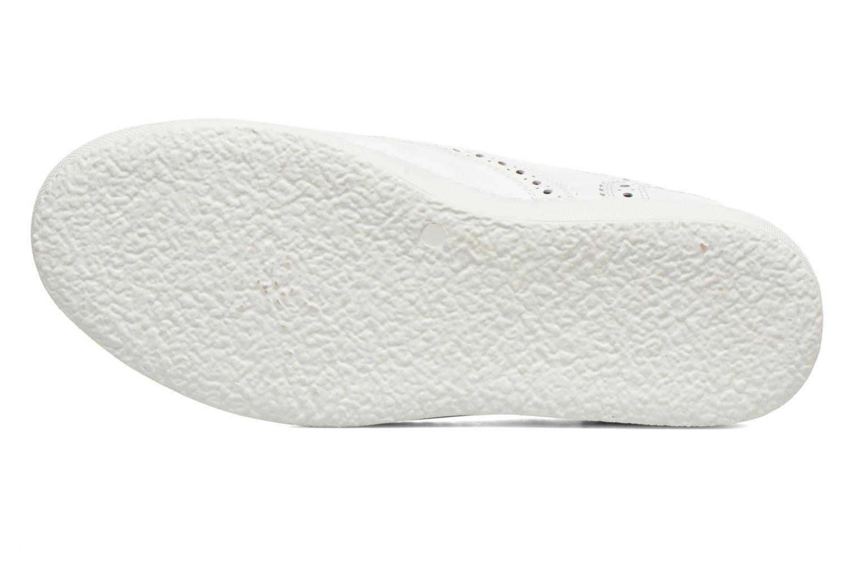Tolka Veau Lisse Blanc / Intérieur Noir