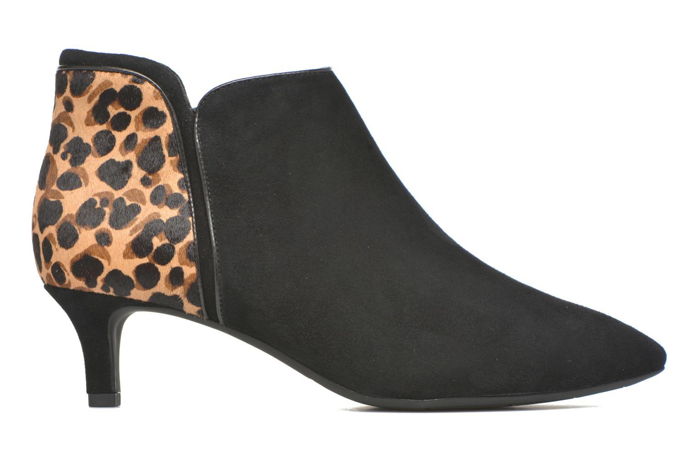 Bottines et boots Rockport Kalila Piping Bootie Noir vue derrière
