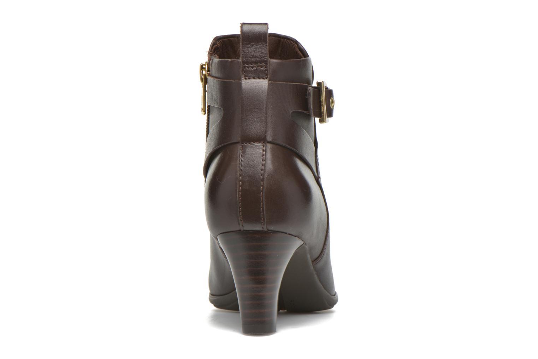 Stiefeletten & Boots Rockport Melora Strap Bootie braun ansicht von rechts