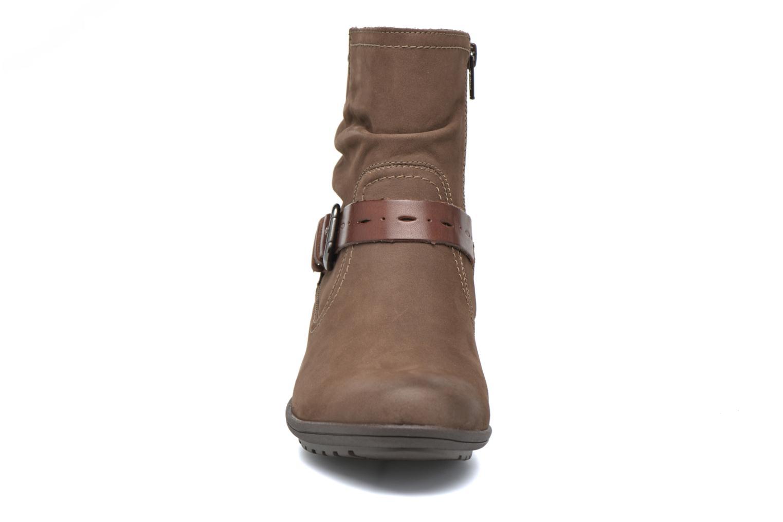 Ankelstøvler Rockport Riley-CH INTL Brun se skoene på