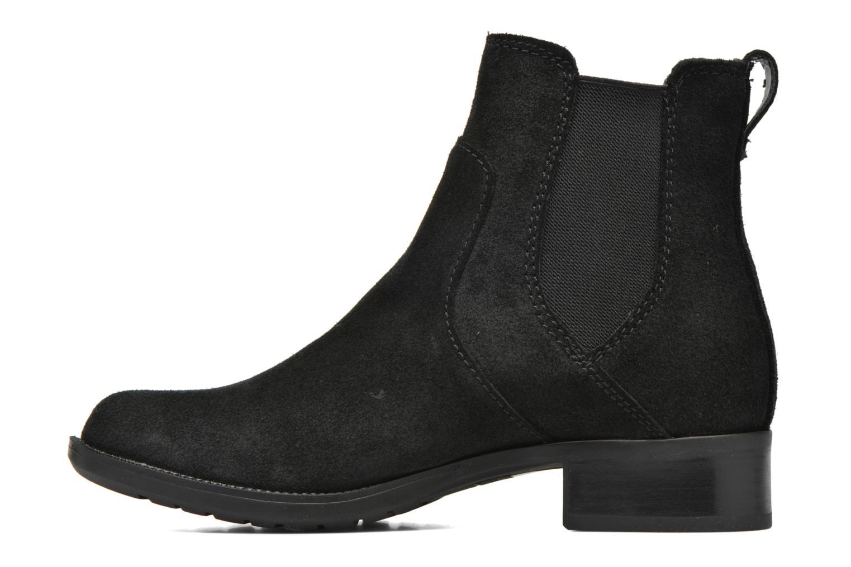 Bottines et boots Rockport Christine-CH INTL Noir vue face