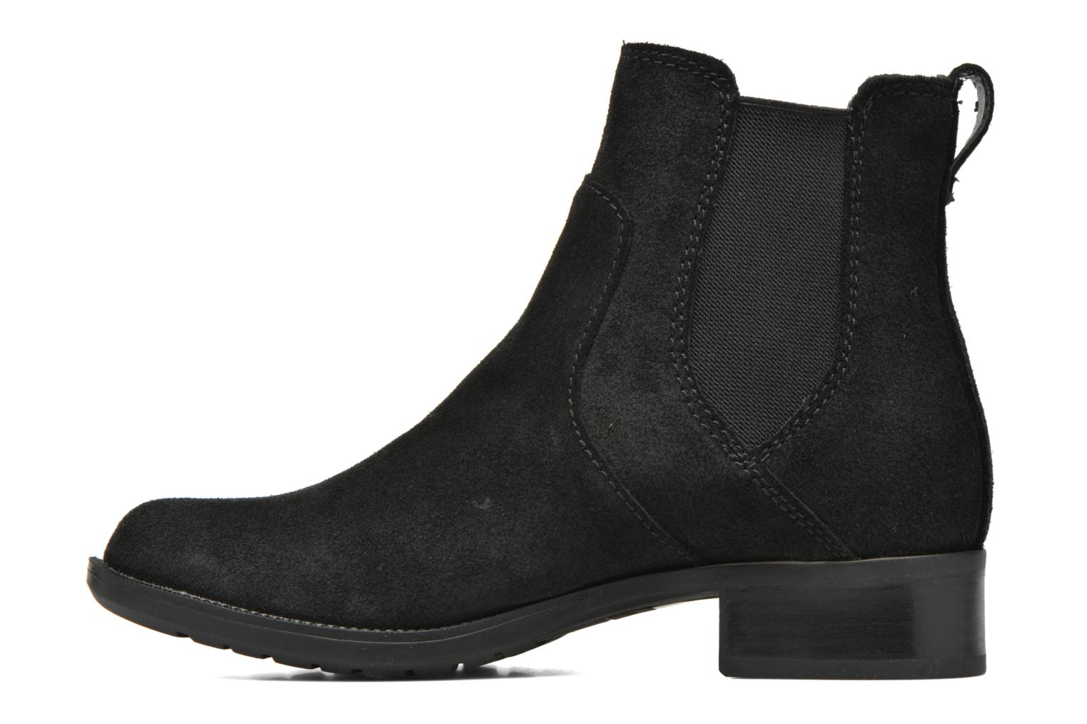 Bottines et boots Rockport Christine-CH INTL Noir vue face