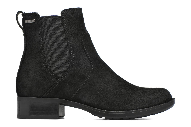 Boots en enkellaarsjes Rockport Christine-CH INTL Zwart achterkant