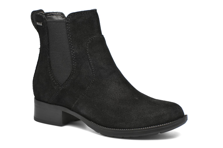 Boots en enkellaarsjes Rockport Christine-CH INTL Zwart detail