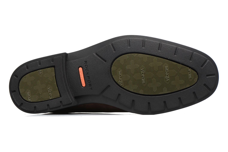Scarpe con lacci Rockport DP Modern Chukka Beige immagine dall'alto