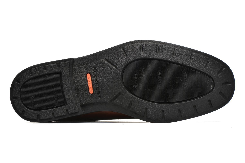 Chaussures à lacets Rockport DP Modern Apron Toe Marron vue haut