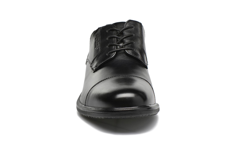 Chaussures à lacets Rockport Esntial Dtl II Cap Toe Noir vue portées chaussures