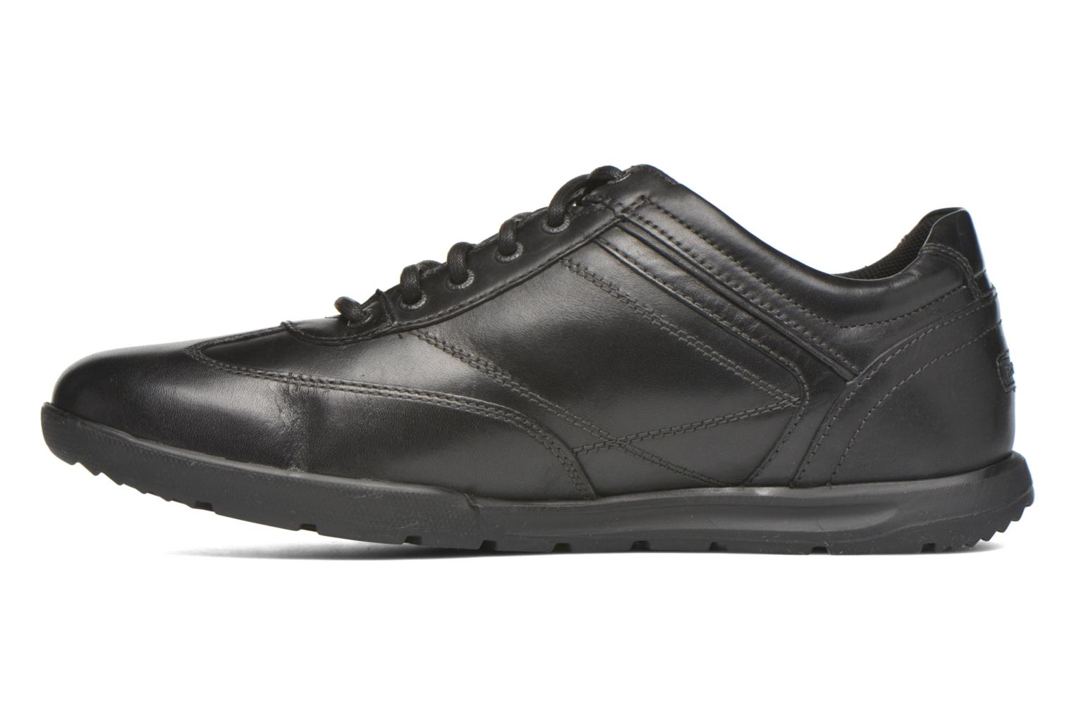 Sneakers Rockport Ip T-Toe Nero immagine frontale