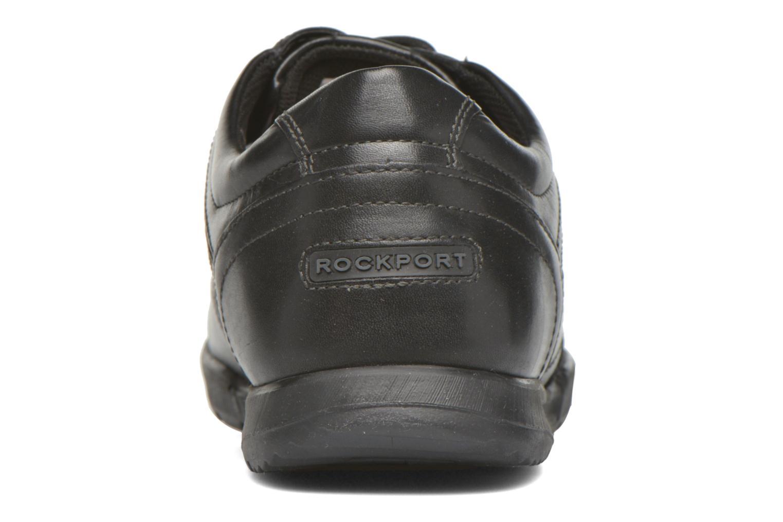 Baskets Rockport Ip T-Toe Noir vue droite