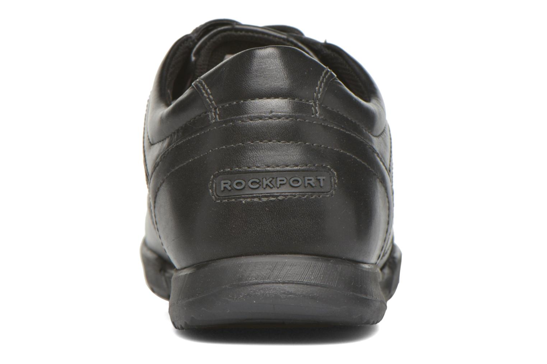 Sneakers Rockport Ip T-Toe Nero immagine destra