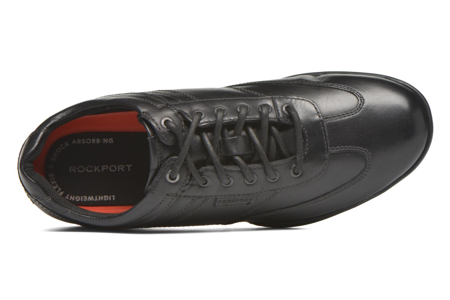 Trainers Rockport Ip T-Toe Black view from the left